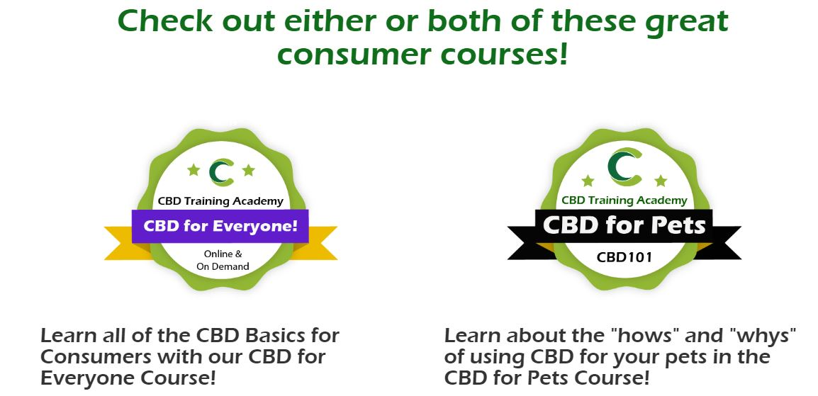 CBD Consumer Education Courses