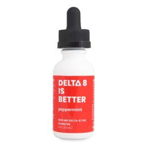 Delta 8 THC Tincture