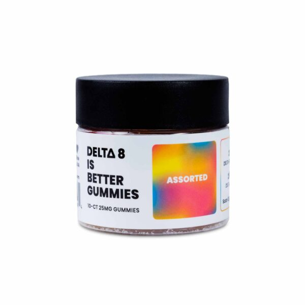 Delta 8 Gummies Assorted