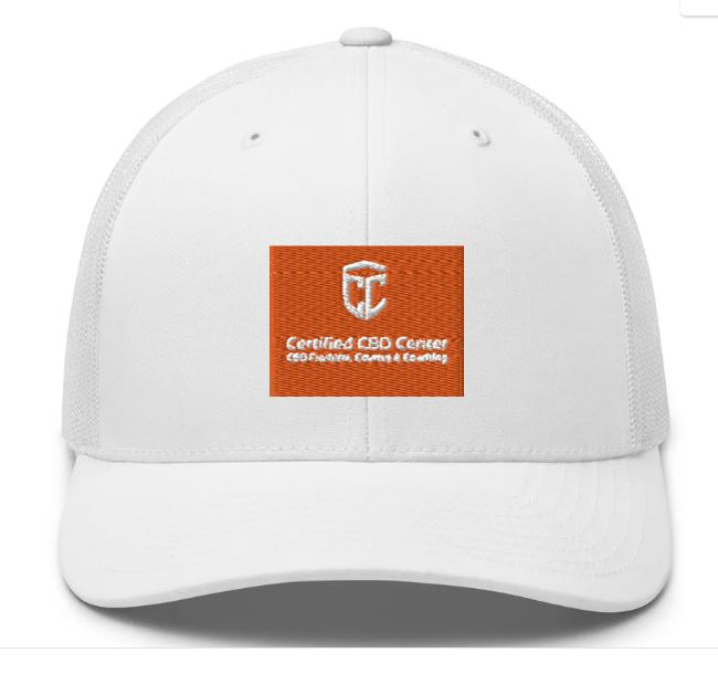 certified CBD Center hat